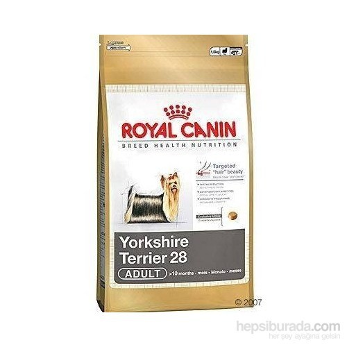 Royal Canin Dogs Yorkshire Terrier 1,5 Kg