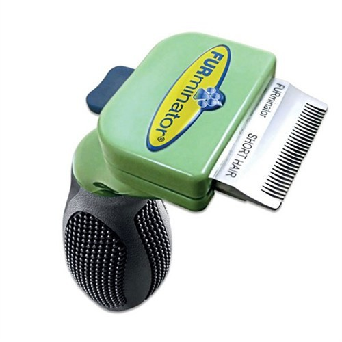 Furminator Kısa Tüylü Köpekler İçin Tüy Toplayıcı Tarak Short Hair 4.45Cm kk
