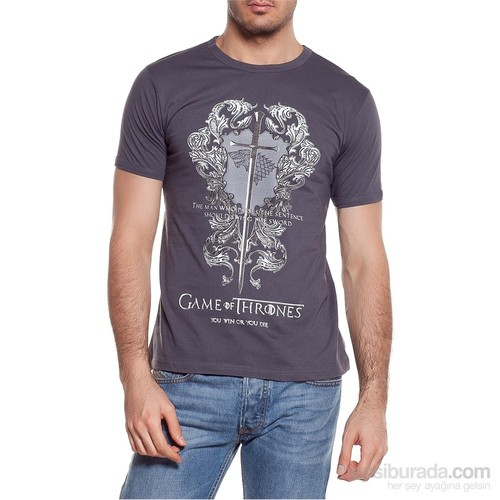 Köstebek Game Of Thrones Erkek T-Shirt