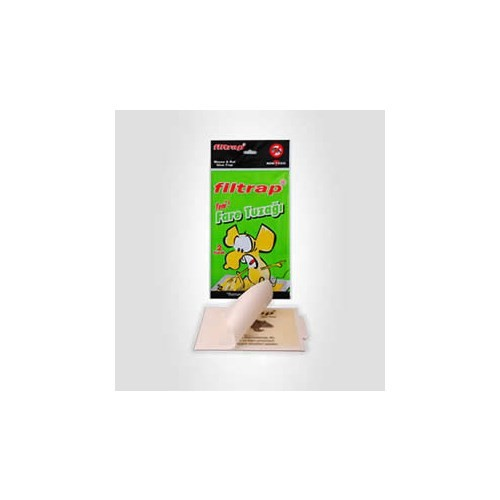 Dual Chemical Filtrap Karton Fare Yapışkanı (2'Li Paket)