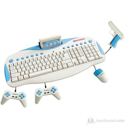MicroGenius MM-1119 TV Oyun Klavyeli Atari Konsol