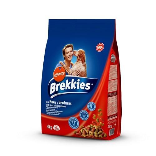 Brekkies Excel Doğ Mix Beef 4Kg