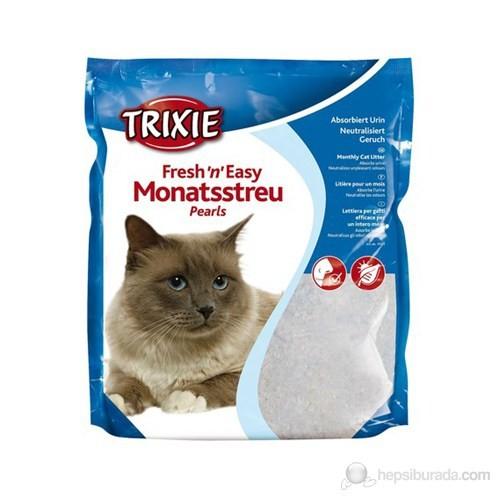 Trixie Kedi Silica İnci Taneli Kum 5 Lt