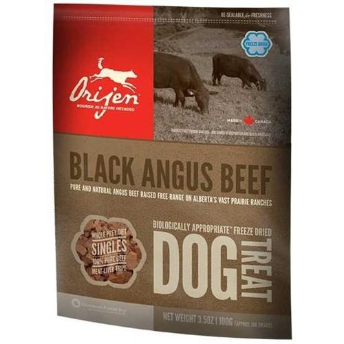 Orijen Freeze-Dried Suyu Çekilmiş Angus Biftek Taze Et Köpek Ödülü 100 Gr