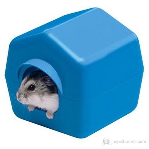 Ferplast Plastik Hamster Evi 10X11x11 Cm