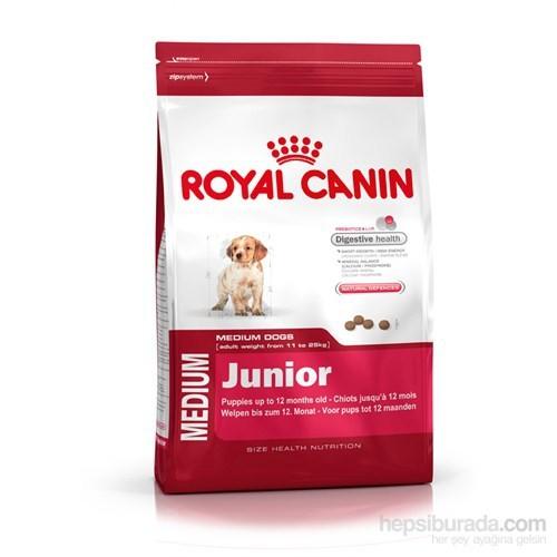 Royal Canin Shn Medium Junior Orta Irk Yavru Köpek Maması 10 Kg
