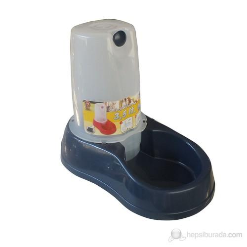 Stefanplast Takviyeli Su Kabı 3,5 lt - Mavi
