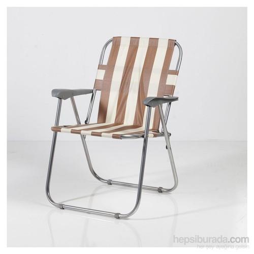 Muhtelif Vural Plaj Koltuğu Kamp Piknik Sandalyesi Katlanır-Khv08