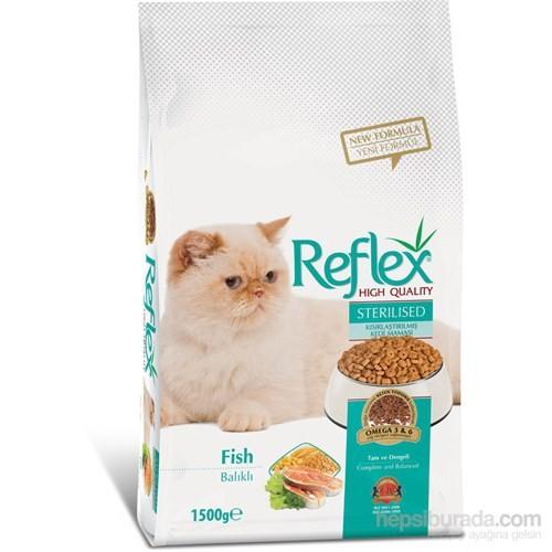 Reflex Sterilised Balıklı Kısırlaştırılmış Kedi Maması 1,5 Kg
