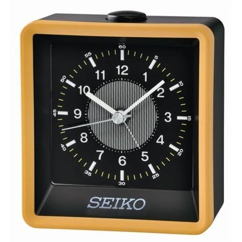 Seiko Clocks Qhe099y Masa Saati