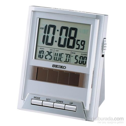 Seiko Clocks Qhl038s Masa Saati