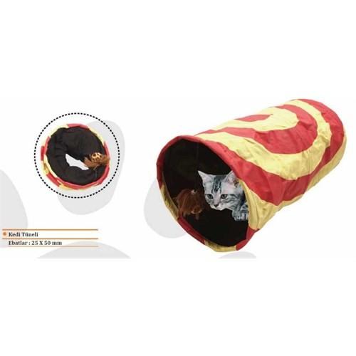 Eastland Kedi Oyun Tüneli 25 X 50 Cm