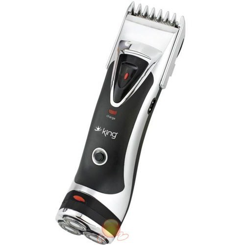 King K-063 Image Elektrikli & Sarjlı Tıraş Ve Saç Kesme Makinesi