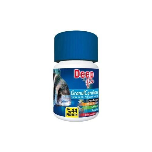 Deep Fix Granül Carnivore ( Yüksek Kaliteli Etçil Granül Balık Yemi 35 Gr