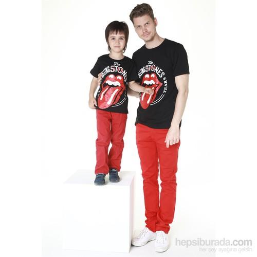 Köstebek Rolling Stones Erkek Tişört