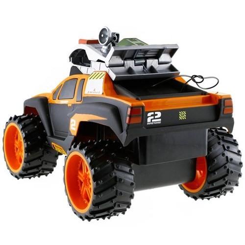 Maisto Recon Rover U/K Maisto Tech 1:16 Turuncu