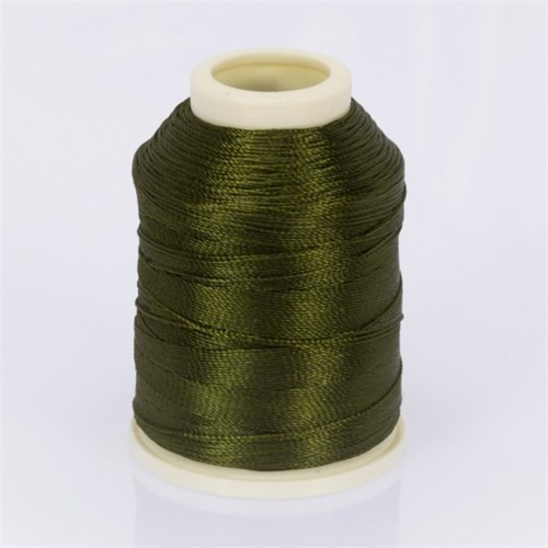 Altınbaşak Yeşil 20 Gr Polyester Dantel İpliği - 4
