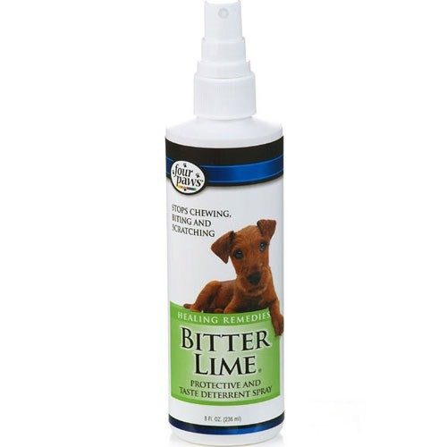 Four Paws Bitter Lime Kemirme Engelleyici Spray 236 Ml