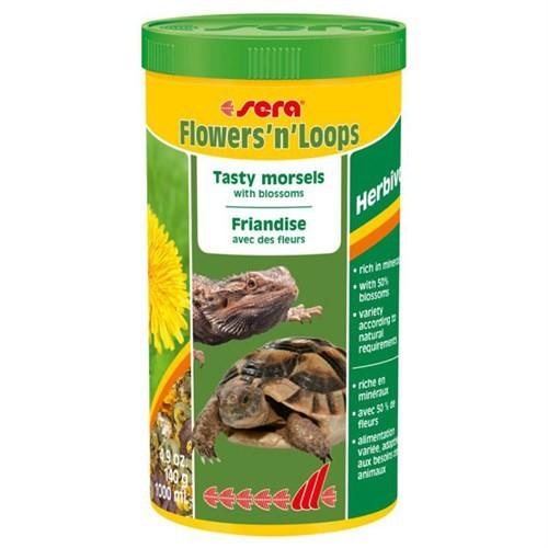 Sera Flowers N Loops Çiçeklerle Lezzetli Lokmalar 1000 Ml