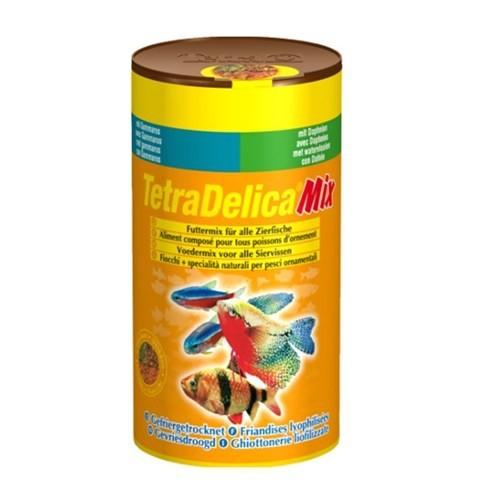Tetra Delica Mix 100 ml Balık Yemi