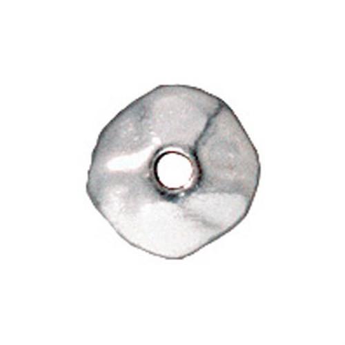 Tierra Cast Nugget 1 Adet 1.25 Mm Gümüş Rengi Takı Ara Aksesuarı - 93-0436-11