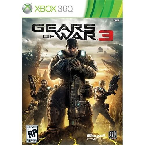 Gears of War 3 Xbox 360 Oyun