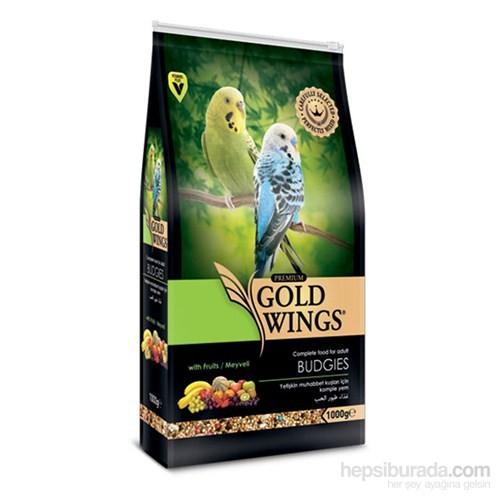 Gold Wings Premium Muhabbet Kuş Yemi 1 Kg