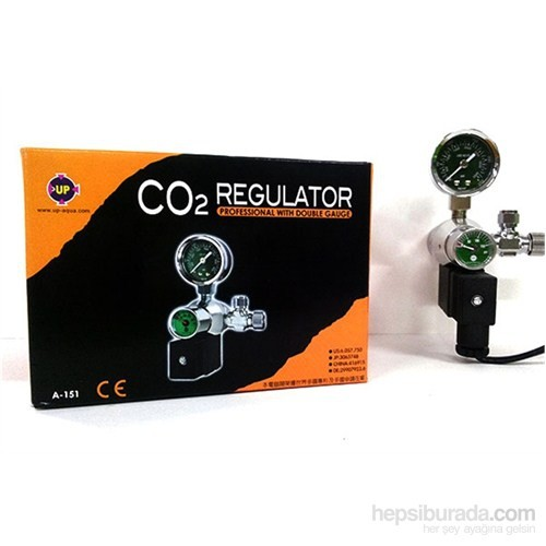 A-151 Co2 Regulatör