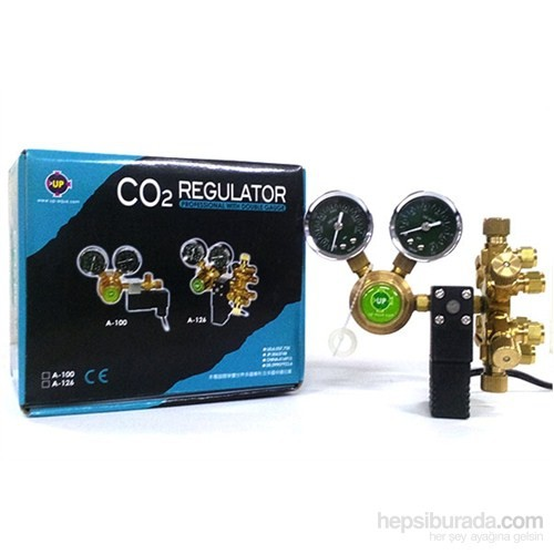 A-126 Co2 Regulatör
