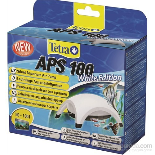 Tetra Aps 100 Beyaz Hava Motoru