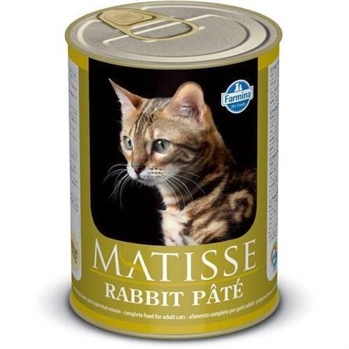 Matisse Cat Pate Tavşanlı Kedi Konserve 400 Gr