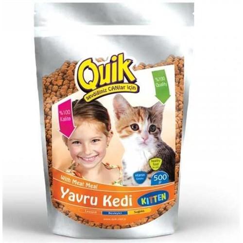 Quik Yavru Kedi Maması 500 Gr
