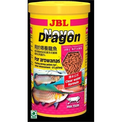 Jbl Novo Dragon Shrimp Arowana Yemi 1000 Ml