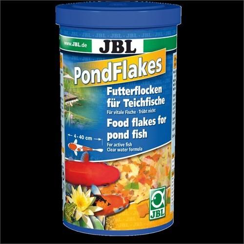 Jbl Pond Flakes Japon Balıkları Pul Yem 1 L / 140 Gr