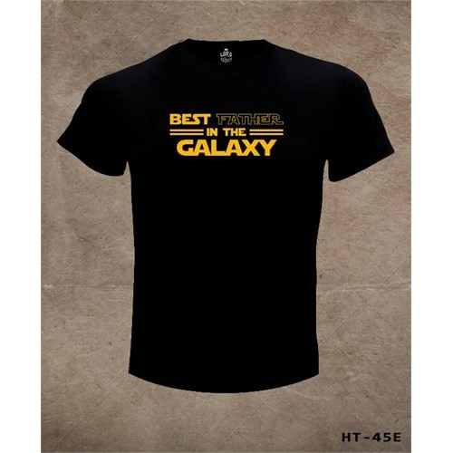 Lord T-Shirt Best Father In The Galaxy T-Shirt