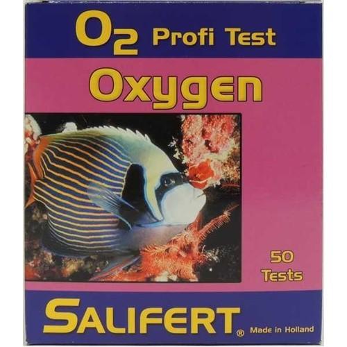 Oksijen Profi Testi (O2)