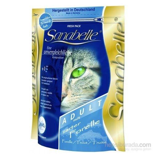 Sanabelle Adult Trout Alabalıklı Yetişkin Kedi Maması 10 Kg