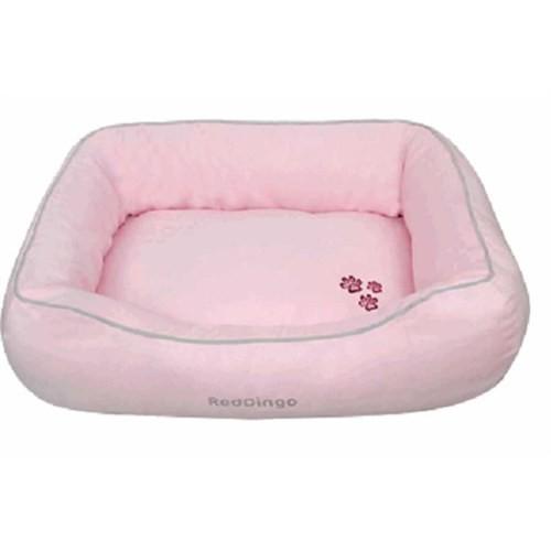 Reddingo Küçük Ve Orta Irk Köpek Yatağı Medium Pembe