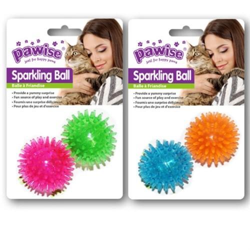 Pawise Mayın Top Kedi Oyuncağı 4,5 Cm (2 Li Paket)