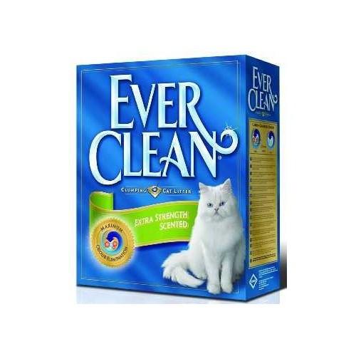 Ever Clean Extra Strength Scented Koku Engelleyici Doğal Kedi Kumu 6 Lt