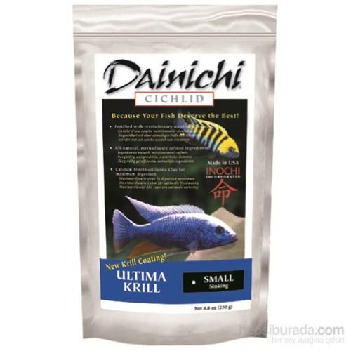 Dainichi Ultima Krill Baby 500 Gr. 1Mm. Çiklit Balığı Yemi