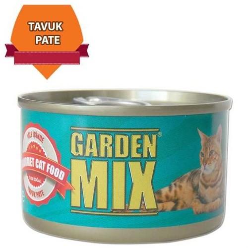 Gardenmix Jöle İçinde Tavuk Pate Kedi Konservesi 85Gr