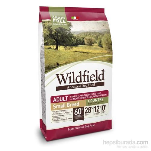 Wildfield Köy Domuz Etli, Tavşanlı Ve Yumurtalı Yetişkin Küçük Irk Köpek Maması 7 Kg