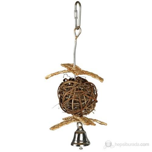 Trixie Kuş Oyuncağı Zilli, ø5, 5cm/18cm