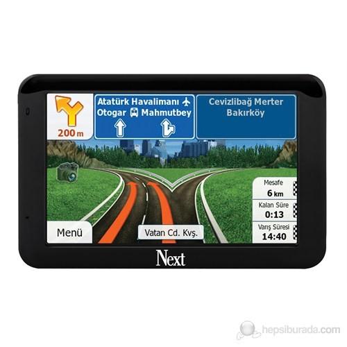 Next ye-G 5055 1000 Mhz. Trafik Bilgi Sistemli Navigasyon Cihazı
