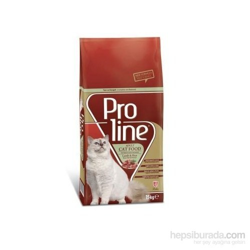 Pro Line Kuzulu Kedi Kuru Maması 15Kg
