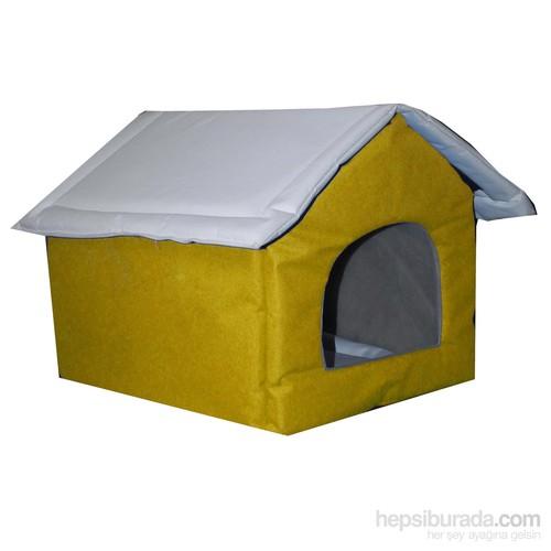 Freeandjoy Kedi Köpek Evi - Sarı