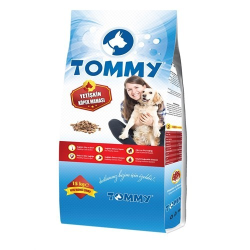 Tommy Dog Yetişkin Köpek Maması 15 Kg