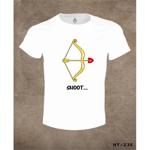 Lord T-Shirt Shoot Çift T-Shirt