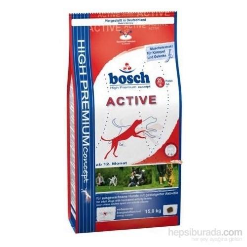 Bosch Active Yüksek Enerjili Yetişkin Kuru Köpek Maması 15 kg